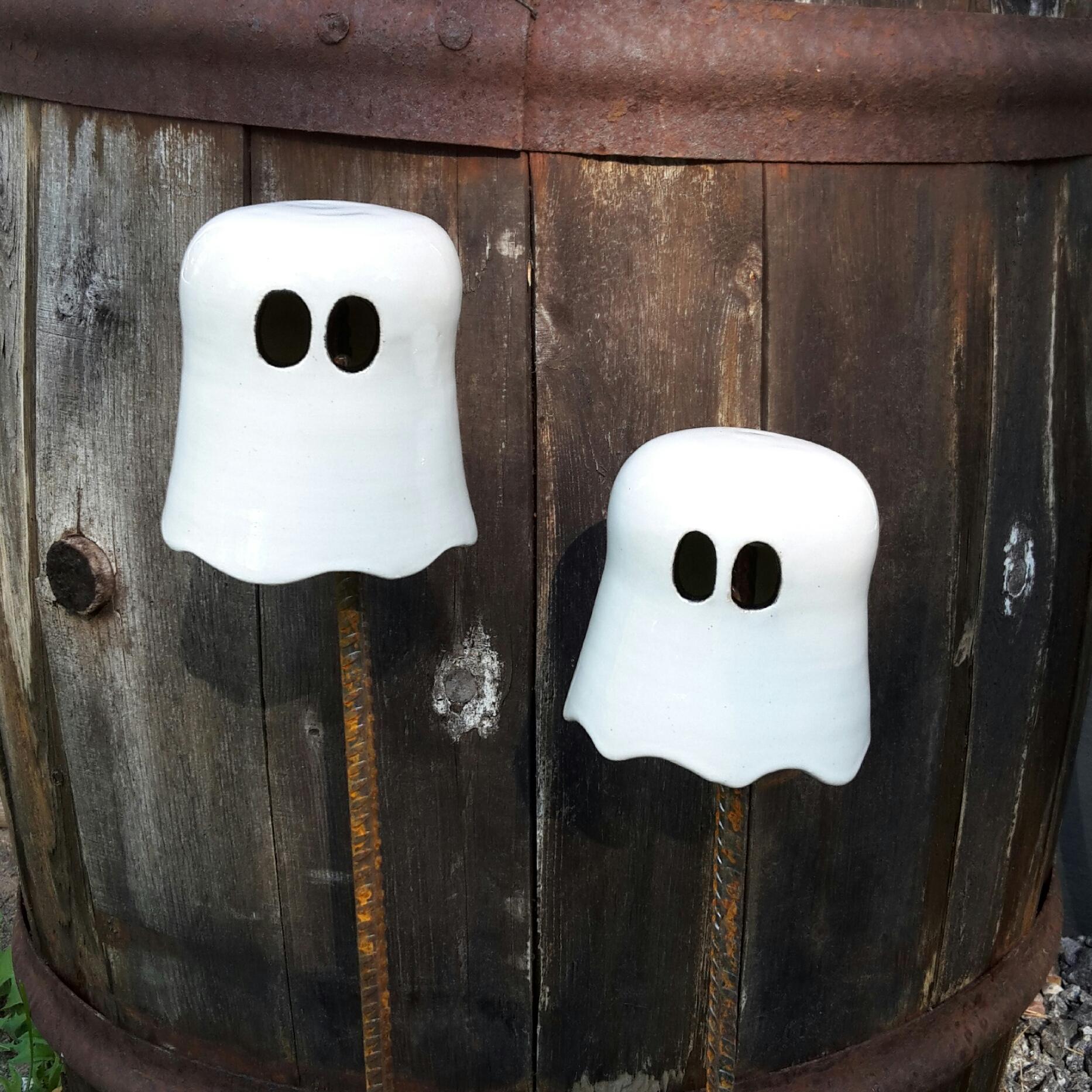 Spöke på pinne Image