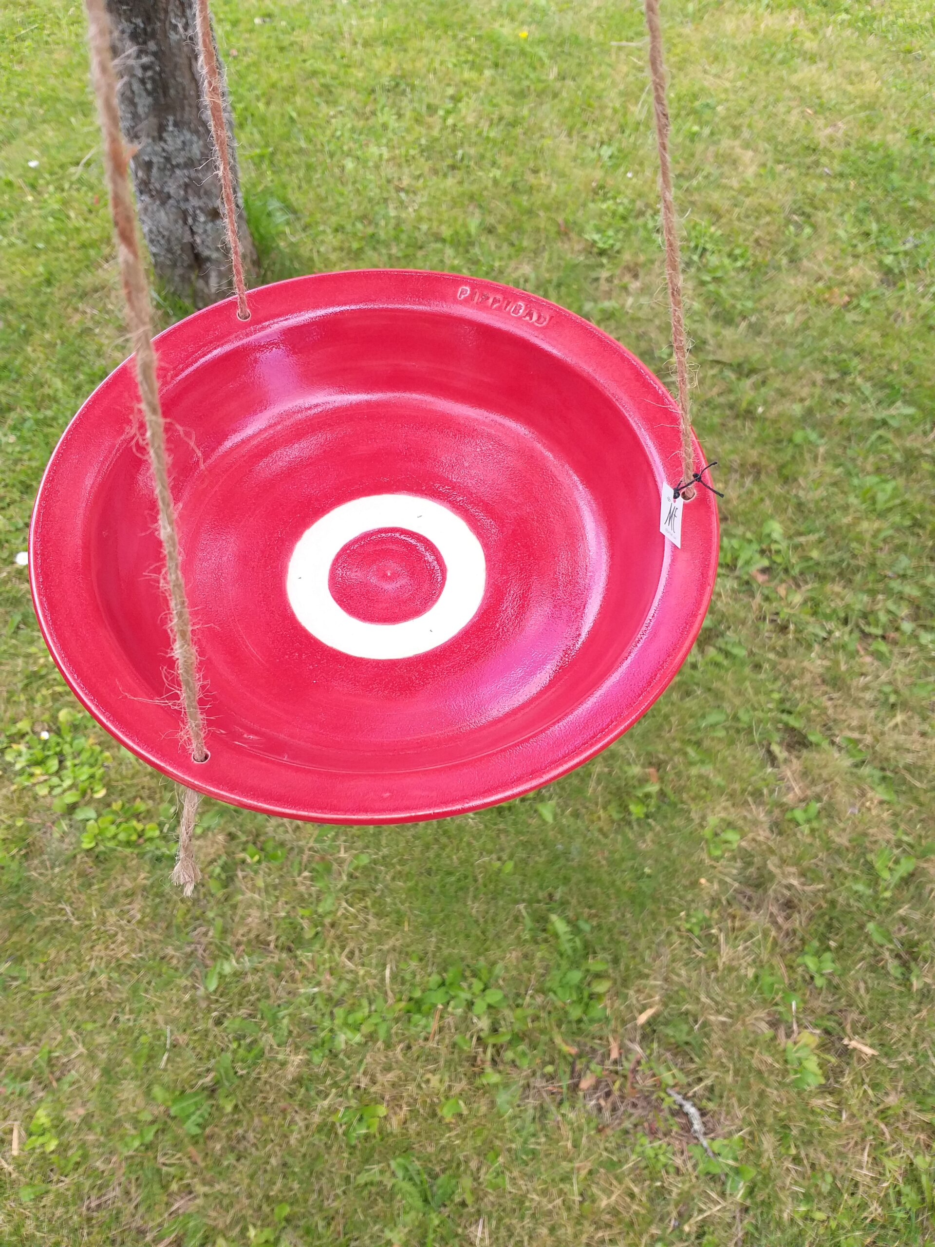 Pippibad - rött Image